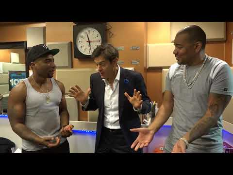 Download Youtube: Dr. Oz Talks Tattoos With DJ Envy and Charlamagne Tha God