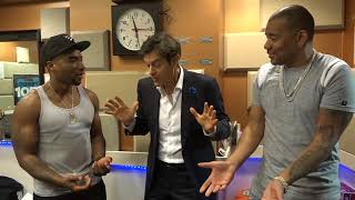 Dr. Oz Talks Tattoos With DJ Envy and Charlamagne Tha God