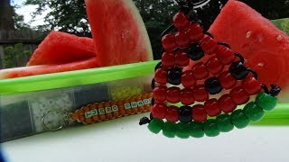TurboBeads: Bead Watermelon Tutorial