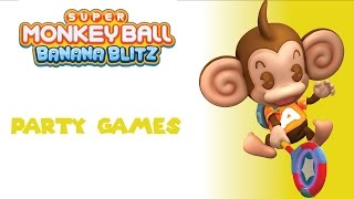 Super Monkey Ball: Banana Blitz: Party Games