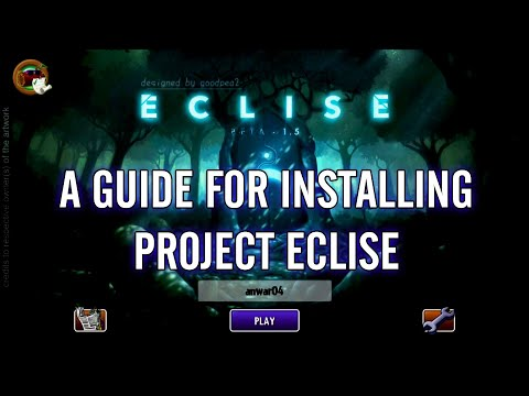 PvZ2: Project Eclise - A Guide For Project Eclise