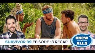 Survivor 39 Know-It-Alls | Island of the Idols Episode 13 Recap LIVE