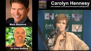 Animal Magnetism, September 7, 2014 with Mark Simmons and Dr. Grey Stafford