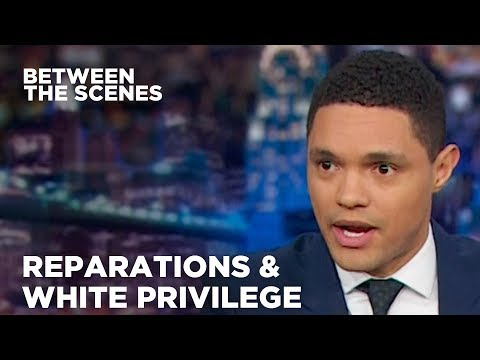 Glenn Cosby - Daily Show Host Gives a Candid Chat on Reparations & White Privilege