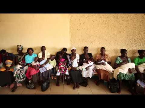 Nimule Hospital Maternity Ward in South Sudan