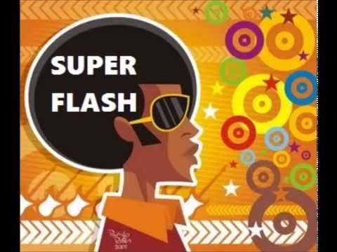 SUPER FLASH-ORIGINAL FUNK & SOUL