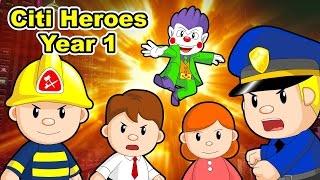 Citi Heroes 'Year One'