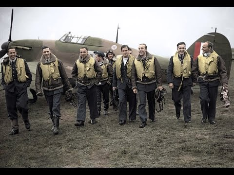 Bloody Foreigners-Untold Battle Of Britain