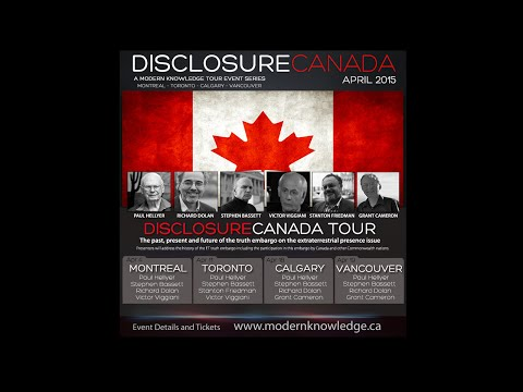 AWESOME Disclosure Canada - SiriusXM Interview
