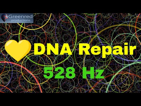 DNA Repair Music: 528Hz Healing Music, Nerve Regeneration Music, Cell Regeneration 528Hz