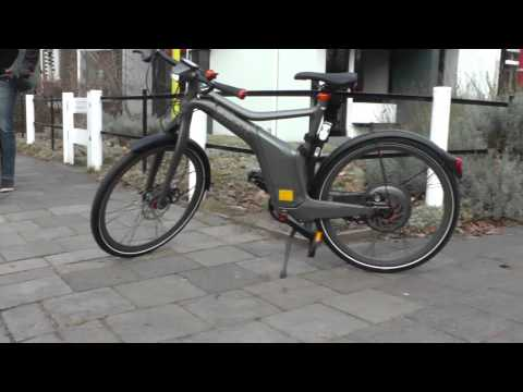 smart e bike test grey grijs youtube. Black Bedroom Furniture Sets. Home Design Ideas