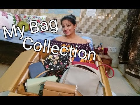 My Everyday Bag Collection | TheLifeSheLoved SRK
