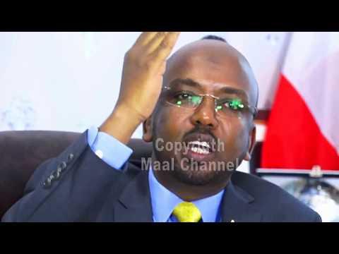SOMALILAND OO BENISAY INAY SOMALIA HAWADA LA WAREEGTAY.