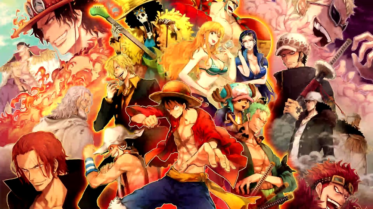 Overtaken One Piece Music Extended Youtube