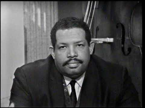 American Bandstand 1967- Interview The Cannonball Adderley Quintet