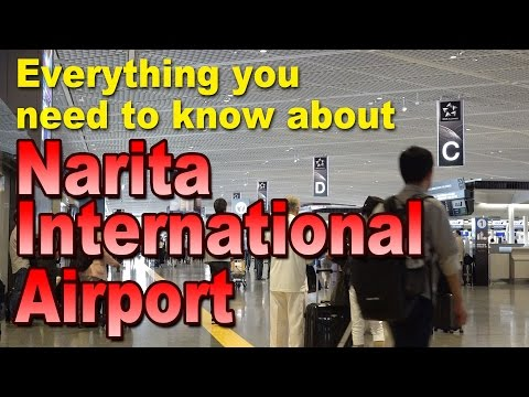 【Tokyo Extra】Guide for Narita International Airport #tokyoextra #東京EXTRA