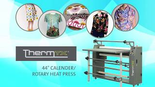 ThermTX 44 inches Roll to Roll / Roll to Sheet / Sheet to Sheet  Industrial HeatPress