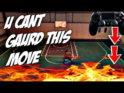 CRAZY BEHIND THE BACK SPAM TUTORIAL  U CANT GUARD THIS MOVE NBA 2K17