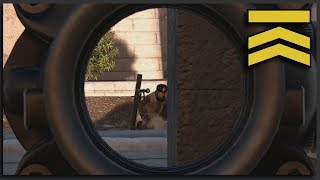 US Army RAIDS City in Assault - Tactical Squad Multiplayer Squad Gameplay (Squad Full Game)