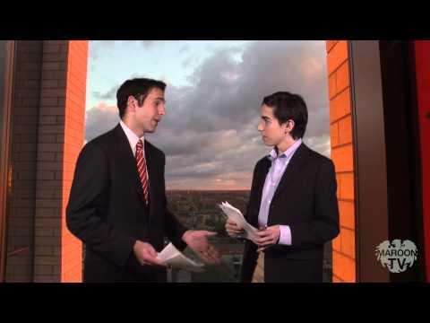 Maroon TV  Fall 2012: First Broadcast