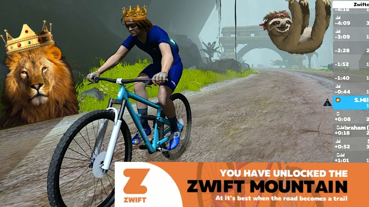 Swift Zwift Tip The New Fastest Bike On The Dirt Youtube