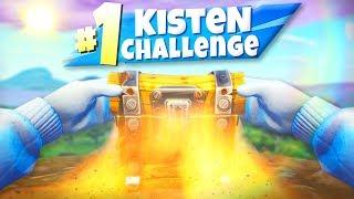Nur EINE KISTE Challenge! | Fortnite Battle Royale