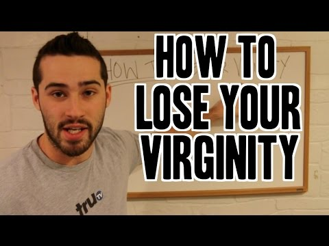 What to expect when losing your virginity male
