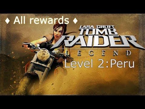 Tomb Raider: Legend - Peru (PC) HD