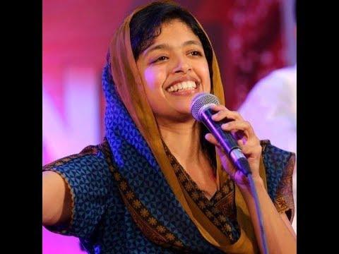 Ange Aradhikkunnathente Asha ( Worship Song ) -Sis. Asha Job  Powervision Viewers Meet @Kottayam