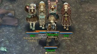 Tree of Savior Level 190 Dungeon Boss Rush No Talt No Life