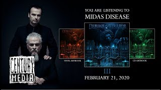 DEMONS & WIZARDS - Midas Disease (Album Track)