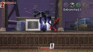 PPSSPP Emulator 0.9.8 for Android | Spider-Man: Web of Shadows [720p HD] | Sony PSP