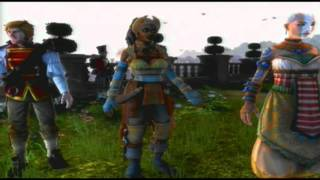 fable 3 ending king of albion good how to get people back hd
