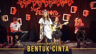 ECLAT Story - Bentuk Cinta - Live Perform by Nabila Suaka | Evio Multimedia