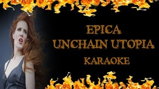 Epica - Unchain Utopia (Instrumental with Karaoke)