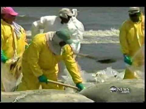 ABC News interviews BP exec Tony Hayward in his deep misery over his oil