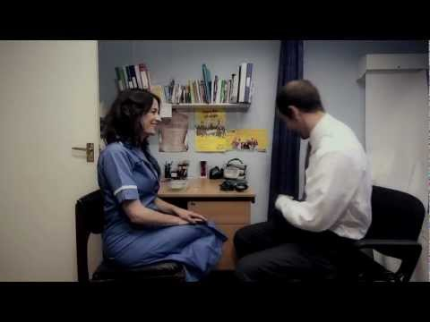 Routine Vaccination - Raquel Cassidy & Richard Crawley
