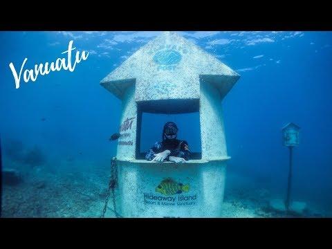 Freediving Vanuatu | Hideaway Island | GoPro