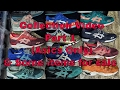 PART 1 of my collection (Asics Only) And some Items for sale