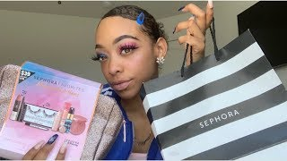 SEPHORA HAUL + GIVEAWAY (CLOSED)
