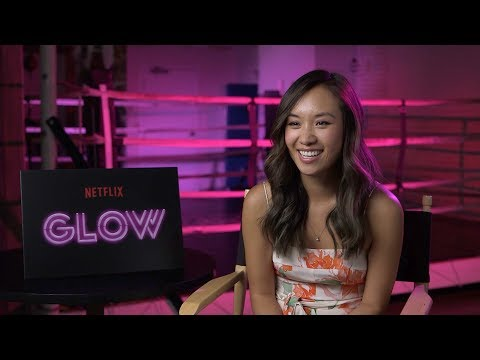 Ellen Wong  GLOW Season 2