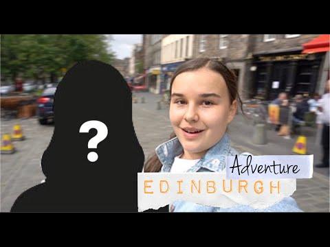 Поехала в Эдинбург без Насти Гид по столице Шотландии от Вероники...
