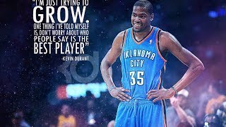 Kevin Durant - Highlight Mix - Never Had Nothing