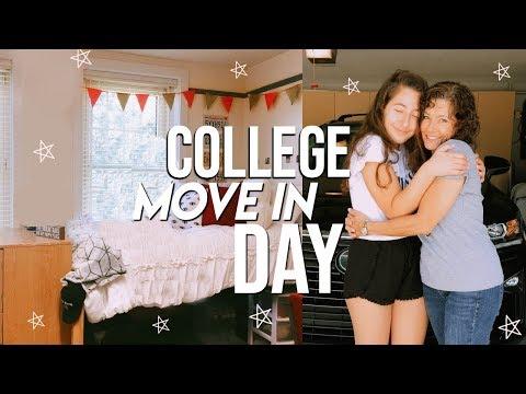 COLLEGE MOVE IN VLOG 2019: FRESHMAN YEAR | Florida State University