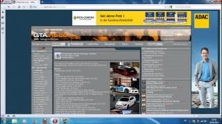 GTA IV Car Mods Installieren [DEUTSCH] [HD]