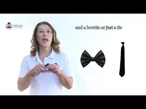 Learn English  - English lesson 36 – What do you usually wear? - Easy English Lesson