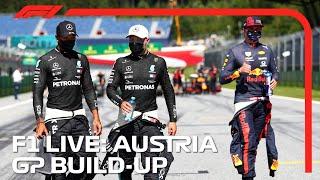 LIVE: 2020 Austrian Grand Prix build-up