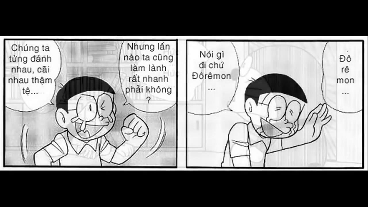 Doraemon Tập cuối (Fanmade) HD xúc động YouTube