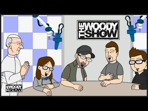 The Woody Show - The Pope's Message to Hairdressers | Animated Podcast