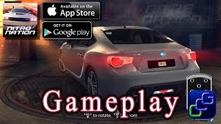 Nitro Nation Online Android iOS Windows Gameplay